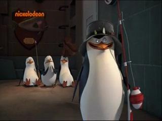 Пингвины из Мадагаскара. Шарики за ролики(Серия не полная)/Спокойной ночи!(Заключительная серия этого мультсериала).