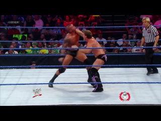 Sheamus (c) vs Randy Orton vs Alberto Del Rio vs Chris Jericho (Fatal 4 Way)