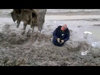 ЭКСКАВАТОРЩИК-ЮВЕЛИР!