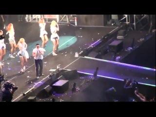 PSY - Gangnam Styl' концерт в Корее (Сеул) 80000 человек!!!
