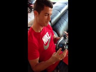 Криштиану Ронаду новые бутсы, 2013-2014,C.Ronaldo,Cristiano Ronaldo new buts