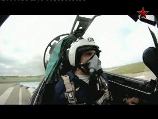 ВВС. 100 лет и один день. (Фильм 1). Полет на пределе. Из жизни истребителей.