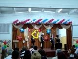 3D- выступление на выпускном у 11 класса. (24.06.12)