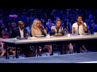 The X Factor USA: Сезон 2 Эпизод 1