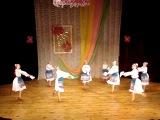 Закарпатский танец «Каричка».