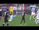Hernanes head injury vs Juventus Lazio 2-1 Juventus Coppa Italia 29.01.2013