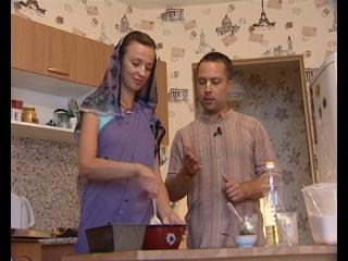 КРИШНАиТЫ на ТВ (Тула) Бездрожжевой хлеб