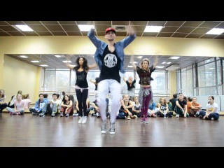 Boyz II Men – Let It Whip - Wacking Workshop by DENIS STULNIKOV - FORWARD Dance srudio