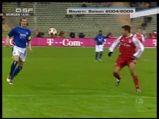 FC Bayern München - Season Review 2004-2005 / ФК Бавария Мюнхен - Oбзор Cезона 2004-2005