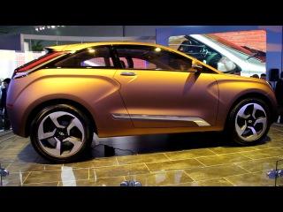Концепт Lada XRay - ММАС 2012