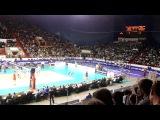 Полуфинал Локомотив (Новосибирск) с Зенит (Казань)