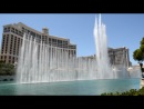 Bellagio fountain show - Viva Las Vegas - Elvis Presley