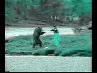 Bear psychedelic уебал с вертушки