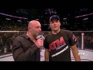 UFC® on FOX 4 : Lyoto Machida vs. Ryan Bader - Повтор нокаута