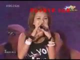 [Live] Chae Yeon KBS Music Bank 20090814