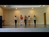 Репетиция к студенческой весне (СУиБ) - узбекский танец
