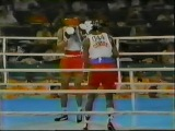 1984 Lennox Lewis vs Mohammad Yousuf (Olympic Super Heavyweight 1st Round)