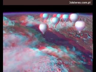 Клип 3D (анаглиф)