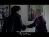 Sherlock. The Great Game. 1/3. eng/eng sub