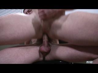 [MEN - HD] Trevor Knight, Colby Keller, Colby Jansen, Rocco Reed & Mike De Marko (Sex Addicks Anonymous)