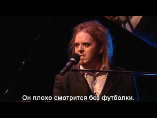 Tim Minchin - Rock 'N' Roll Nerd