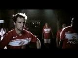 Spartak Moscow - Реклама Nike.