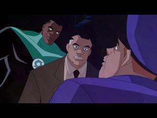 Лига справедливости/Justice League 2 сезон 5 серия