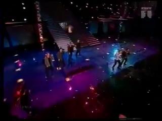 Победитель евровидения 2001 Taner Padar, Dave Benton 2XL Everybody