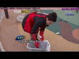 БеглецыRunningMan (Ep.24  2011.01.02)  Lee KyungShil, Song EunEe (Часть 1) РУСС. САБ