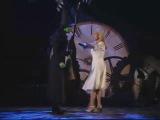 Idina Menzel, Kristin Chenoweth -- Defying Gravity