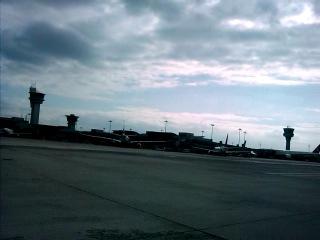 Аэропорт Стамбула(дорога домой)