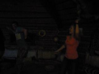 Танцы с корпоратива МТС