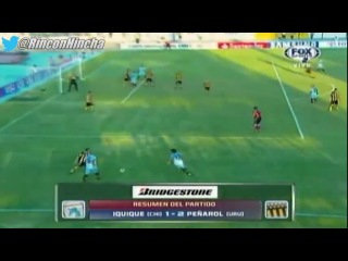 Deportes Iquique 1-2 Ca Penarol