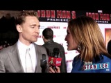 :TheRealStanLee.com's Ryan Keely asks Thor: The Dark World star Tom Hiddleston (Loki) about his character