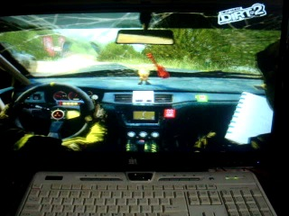 ColinMacRei DIRt2 rally хорватий