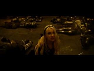 Marilyn Manson & Emily Browning - Sweet Dreams(Ost Запрещенный прием)