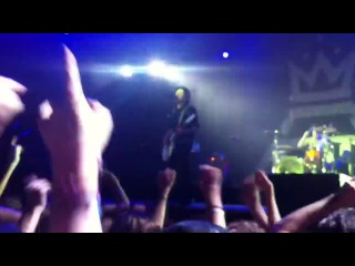 Fall Out Boy USA в А2 Beat It Michael Jackson cover