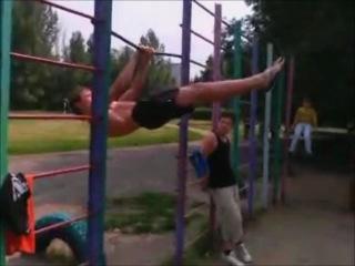 Тренировка WorkOut Омск