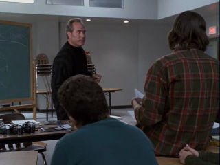 Freaks and Geeks/ Чудики и чокнутые/ 1 сезон 8 серия / RUS / Хамстер