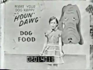 Branda lee - hound dog