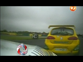 BTCC 2008, Обзор сезона (на русском)