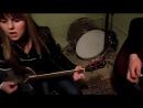 City Ghosts feat Алена Ковалева - Вороны (Rock Zone 08.03.13)