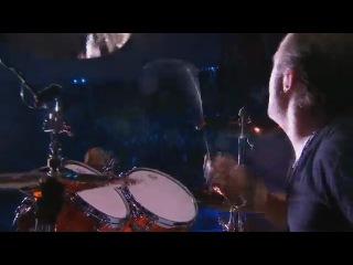 Концерт Metallica в Колизее