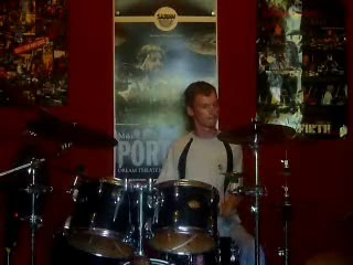 Dj Fresh feat. Rita Ora – Hot Right Now (drum cover by GARRY)