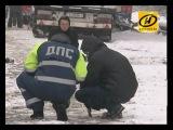 Жуткое ДТП под Брестом. Два человека погибли