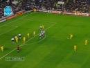 Лига Чемпионов 1999-00 Четвертьфинал Первый матч Валенсия - Лацио 5:2