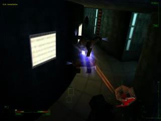 Вылет из подземного комплекса через захлопывающуюся дверь