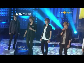 111101 Teen Top-Clap+The Back Of My Hand+Don't Put Perfume @KBS Joy 5th Annivesary Big Concert