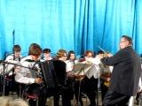 Донская рапсодия. Исполняет Сухов Пётр и народный оркестр Тольяттинского музыкального училища под руководством А.Шведова.