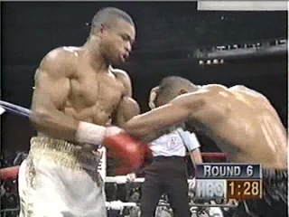 22. 1993-05-22. Рой Джонс vs Бернард Хопкинс